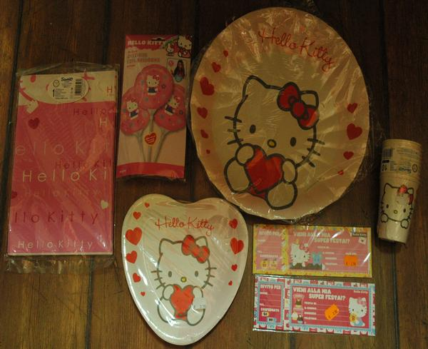 Coordinato Hello Kitty