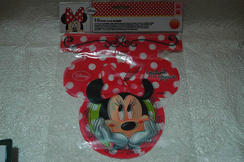 Festone Minnie
